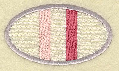 Embroidery Design: Pregnacy test small 3.84w X 2.18h