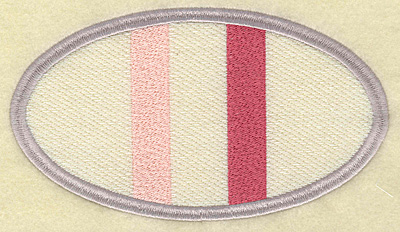 Embroidery Design: Pregnacy test large 6.97w X 3.95h