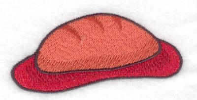 Embroidery Design: Rye bread 3.52w X 1.67h