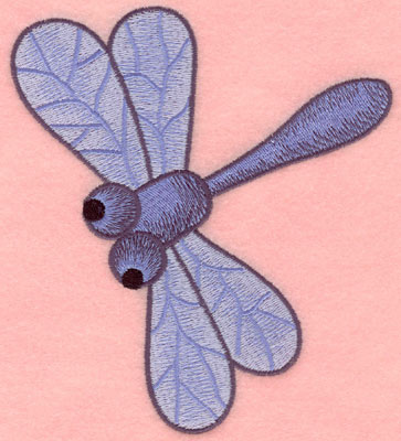 Embroidery Design: Dragonfly large5.26w X 5.84h