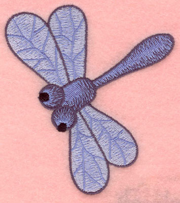 Embroidery Design: Dragonfly small3.51w X 3.90h