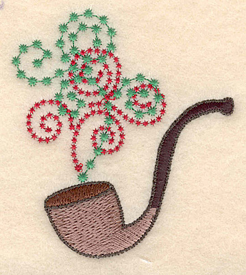 Embroidery Design: Pipe small 2.70w X 2.99h