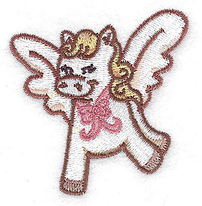 Embroidery Design: Pegasus A 2.45w X 2.55h