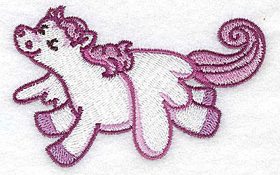 Embroidery Design: Pegasus E 3.38w X 2.17h