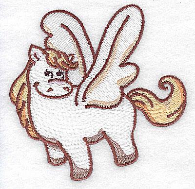 Embroidery Design: Pegasus G 3.67w X 3.68h