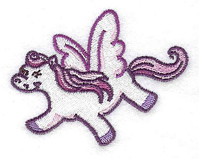 Embroidery Design: Pegasus I 3.10w X 2.38h