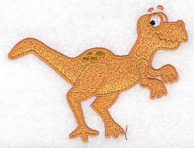 Embroidery Design: Dinosaur B small 3.80w X 3.00h