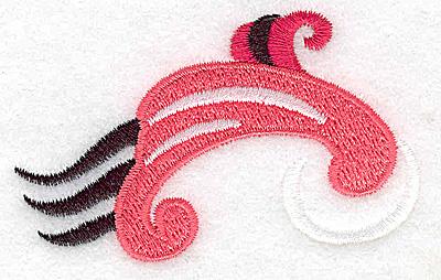 Embroidery Design: Design H 3.01w X 1.89h