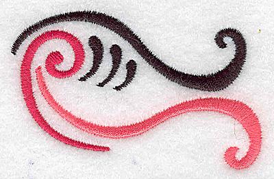 Embroidery Design: Design I 3.04w X 1.88h