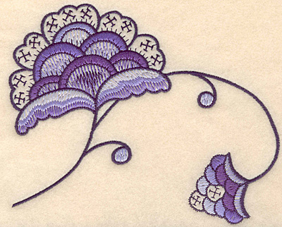 """Embroidery Design: Colonial Design 116 Large5.82"""" x 6.80"""""""