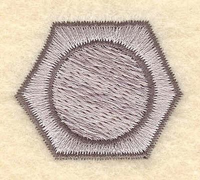 Embroidery Design: Bolt A1.43w X 1.18h