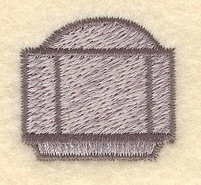Embroidery Design: Bolt B1.28w X 1.20h