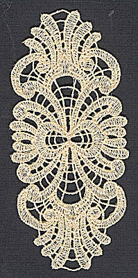 Embroidery Design: Lace 5 2.24w X 4.98h