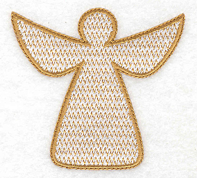 Embroidery Design: Angel 2.99w X 2.82h