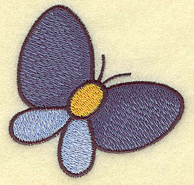 Embroidery Design: Butterfly 2.92w X 2.88h