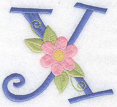 Embroidery Design: X large  3.99w X 3.63h