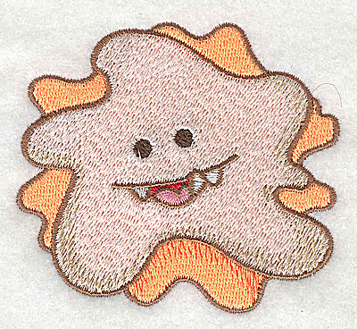 Embroidery Design: Germ A 2.78Hx3.03W