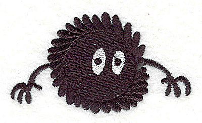 Embroidery Design: Germ M 1.84H x 3.27W