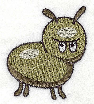 Embroidery Design: Germ N3.04H x 2.57W