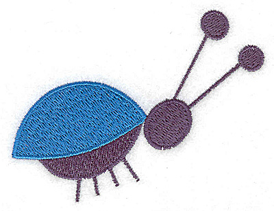 Embroidery Design: Insect large 3.52w X 2.74h