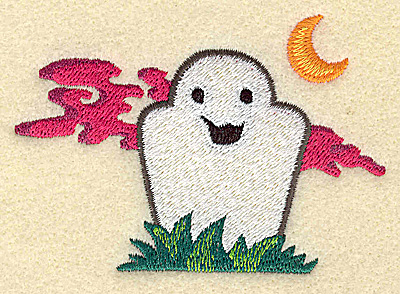 Embroidery Design: Tombstone small 3.52w X 2.49h