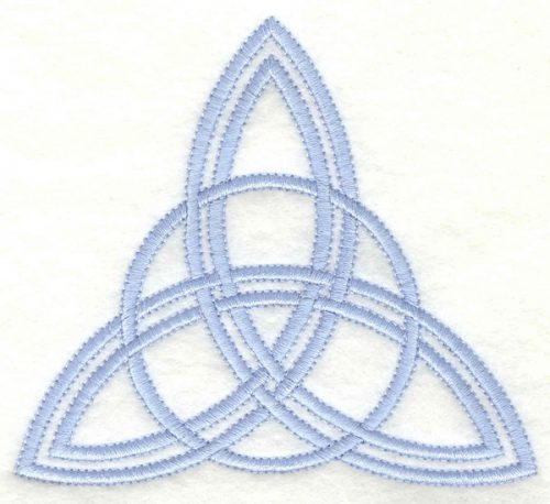 Embroidery Design: Trinity3.90w X 3.49h