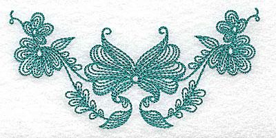 Embroidery Design: Heritage Border 10C 4.39w X 2.12h