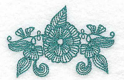 Embroidery Design: Heritage Border 12C 2.91w X 1.91h