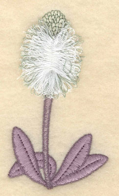 Embroidery Design: Flowering weed fringe2.14w X 3.79h