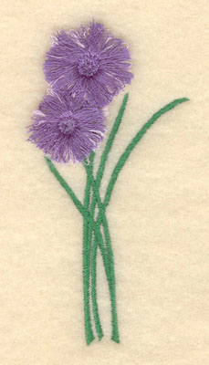 Embroidery Design: Chives fringe1.92w X 3.89h