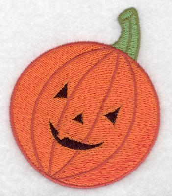 Embroidery Design: Jack-o-lantern 2.70w X 3.24h