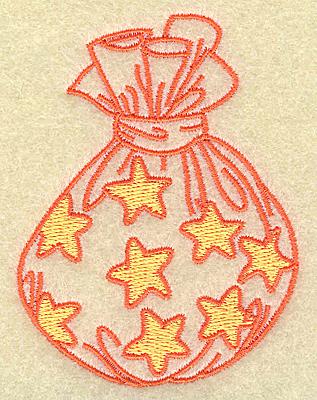 Embroidery Design: Treat Bag 2.49w X 3.31h