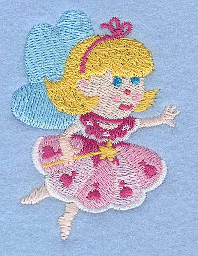 """Embroidery Design: Fairy I 2.93"""" x 2.14'"""