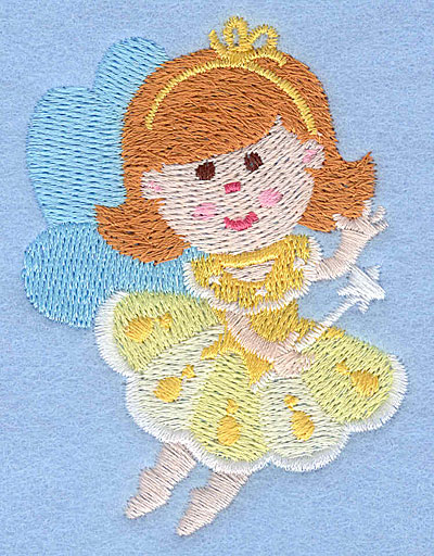 """Embroidery Design: Fairy N3.01""""x2.23'"""