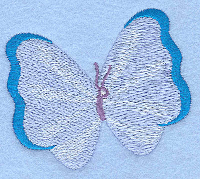 """Embroidery Design: Butterfly2.56"""" x 2.96"""""""