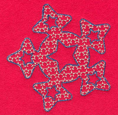 Embroidery Design: Snowflake M medium3.91w X 3.99h