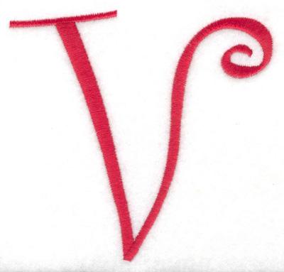 Embroidery Design: V 4.18w X 4.00h