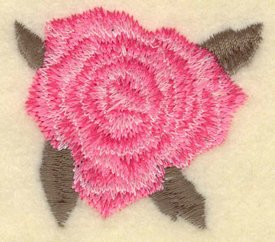 Embroidery Design: Single rose2.24w X 2.00h