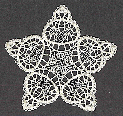Embroidery Design: Star I large 4.91w X 4.68h