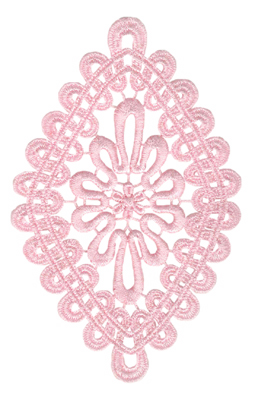 Embroidery Design: Vintage Lace 4th Edition Vol.1 1023.13w X 4.76h