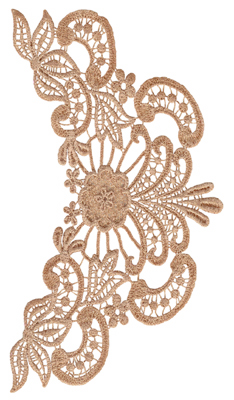 Embroidery Design: Vintage Lace Edition 4 Vol.2 1254.28w X 7.71h
