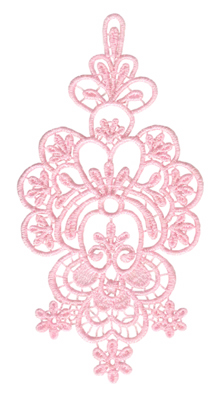 Embroidery Design: Vintage Lace 4th Edition Vol.1 1272.66w X 5.27h