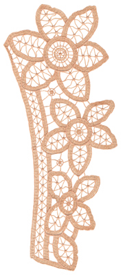Embroidery Design: Vintage Lace Edition 4 Vol.2 1714.49w X 10.72h