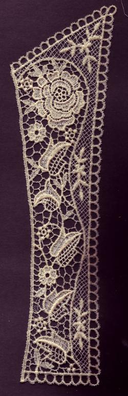 Embroidery Design: Lace 3rd Ed. Vol.3 no.123.13w X 11.43h