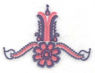 Embroidery Design: Design E partial 3.10w X 2.24h