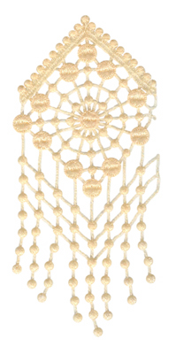 Embroidery Design: Vintage Lace Edition 4 Vol.4 AIMR012.75w X 5.22h