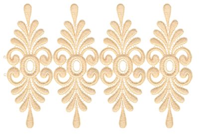 Embroidery Design: Vintage Lace Edition 4 Volume 5 AIMR15A8.58w X 5.47h
