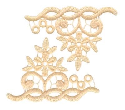 Embroidery Design: Vintage Lace Edition 4 Vol.3 AIMR283.26w X 2.85h
