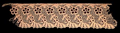 "Embroidery Design: Vintage Lace Edition 6 Vol.1 AINL03B  10.49""w X 2.40""h"