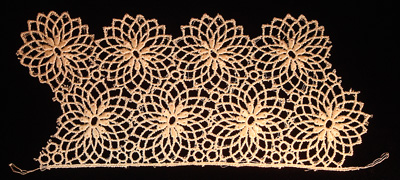 "Embroidery Design: Vintage Lace Edition 6 Vol.1 AINL17B  10.92""w X 4.49""h"